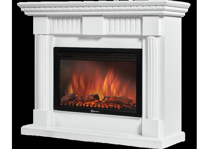 Портал Firelight Colonna 25 белый серии Colonna