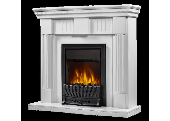 Портал Firelight Colonna Classic белый серии Colonna
