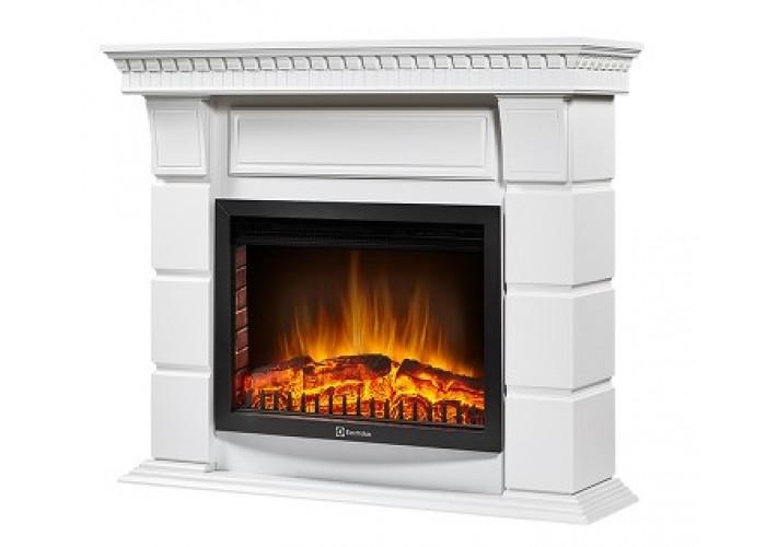 Портал Firelight Elegante 25 Белый серии Elegante