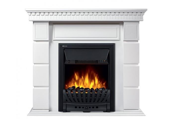 Портал Firelight Elegante Classic белый серии Elegante