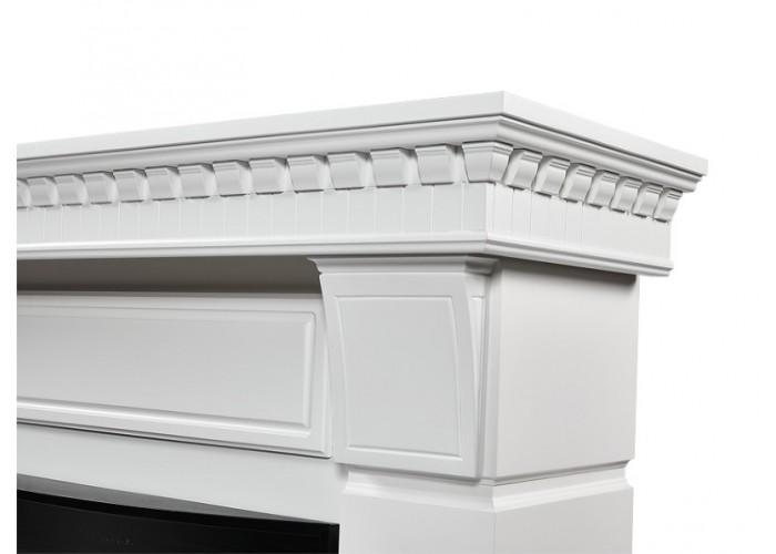 Портал Firelight Elegante 30 Белый серии Elegante
