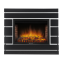 Портал Firelight Moderno 25 шпон черный дуб серии Moderno