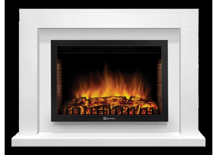 Портал Firelight Simple 25 белый серии Simple