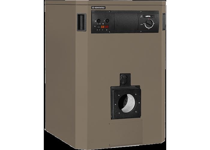 Универсальный напольный котел под наддувную горелку Kentatsu 04 серии Norma