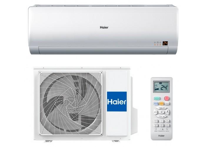 Настенная сплит-система Haier HSU-36HNH03/R2/ HSU-36HUN03/R2 (-40) серии Family On-Off с зимним комплектом