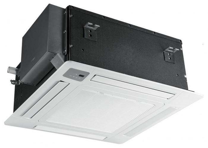 DC-Инверторная кассетная сплит-система Hisense AUC-18UR4SAA2+AUC-650/ AUW-18U4SS серии Heavy DC Inverter