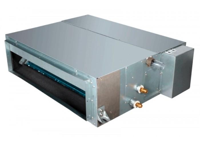 DC-инверторная канальная сплит-система Hisense AUD-24UX4SLL1/ AUW-24U4SF1 серии Heavy DC Inverter