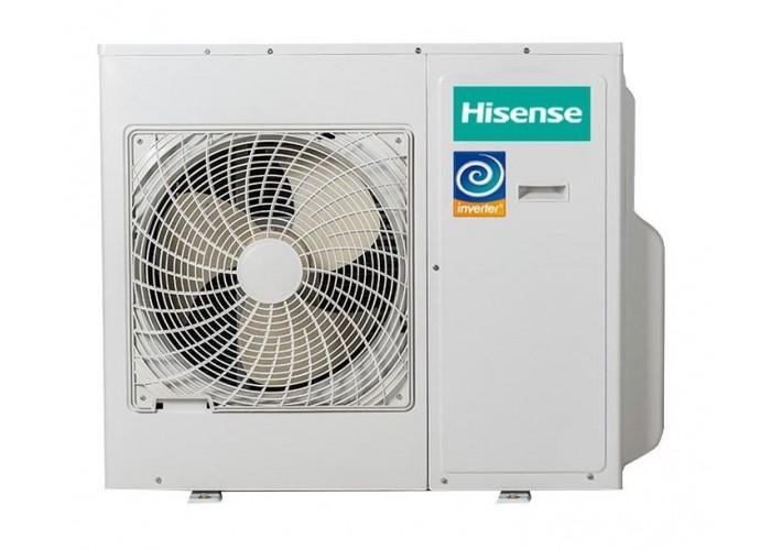 DC-инверторная канальная сплит-система Hisense AUD-36UX4SHL/ AUW-36U4S1A серии Heavy DC Inverter