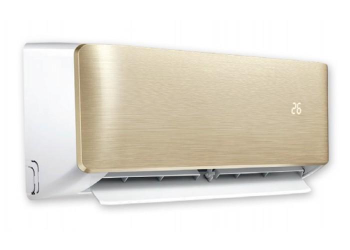 Настенная инверторная сплит-система MDV MDSA-09HRFN1/ MDOA-09HFN1панель Gold серии Aurora Design Inverter
