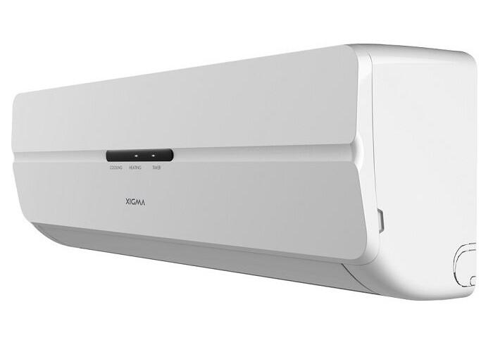 Настенная сплит-система Xigma XG-AJ22RHA-IDU/ XG-AJ22RHA-ODU серии Airjet