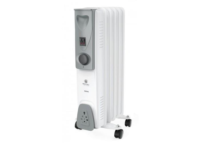 Масляный радиатор Royal Clima ROR-S5-1000M серии Siena
