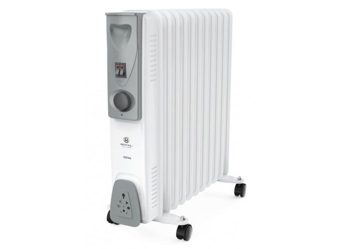 Масляный радиатор Royal Clima ROR-S11-2500M серии Siena