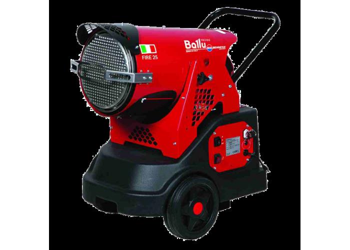 Тепловой излучатель мобильный дизельный Ballu-Biemmedue Arcotherm FIRE 25 серии Arcotherm Fire