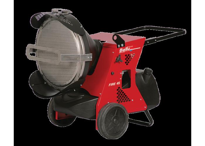 Тепловой излучатель мобильный дизельный Ballu-Biemmedue Arcotherm FIRE 45 1 SPEED серии Arcotherm Fire