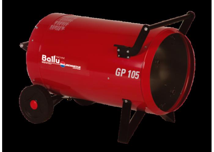 Теплогенератор мобильный газовый Ballu-Biemmedue GP 105А C серии Arcotherm GP