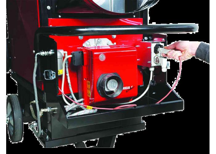 Теплогенератор мобильный дизельный Ballu-Biemmedue JUMBO 185T (230V-1-50/60 Hz) серии Arcotherm Jumbo