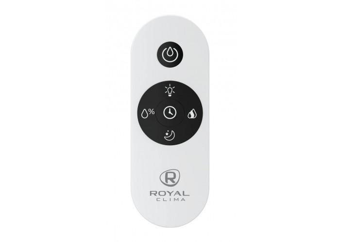 Ультразвуковой увлажнитель Royal Clima RUH-RV300/8.0E-WT серии Riva